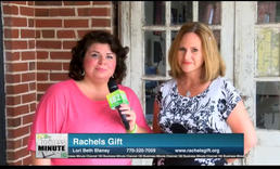 Rachels Gift Featured on SCB TV 182's Business Minute